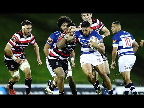 ROUND 1 HIGHLIGHTS: Counties Manukau v Auckland