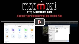 Access Your iCloud Drive Files On the Web (#1065)