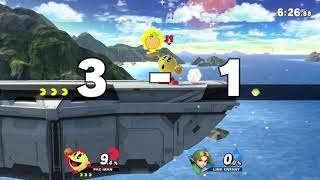 Meanwhile in online smash...