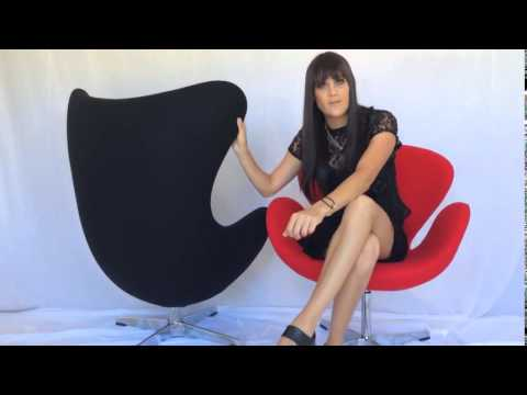 Egg & Swan Chair Video