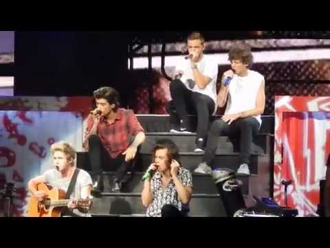 Don't Forget Where You Belong - One Direction (Charlotte, NC 9.27.14)