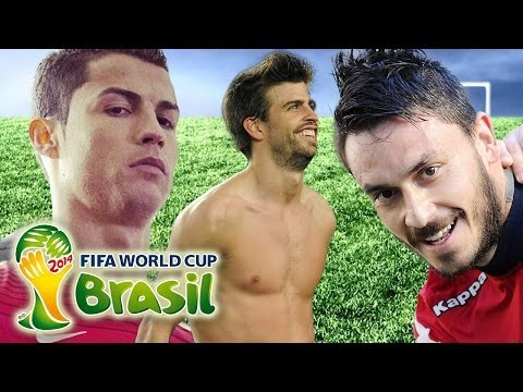 17 Hottest World Cup Players 2014