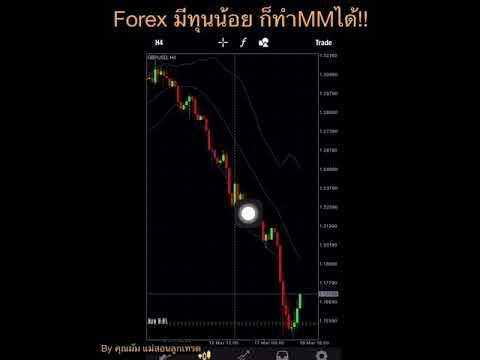Forex มีทุนน้อย ก็ทำ MM ได้