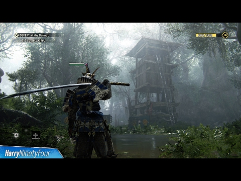 For Honor - Samurai Campaign: Chapter 3.2 All Collectible Locations (All Observables & Breakables)