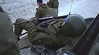 ЧЕЧНЯ 2005 г . Ущелье Шамиля.Спецназ перед спецоперацией.