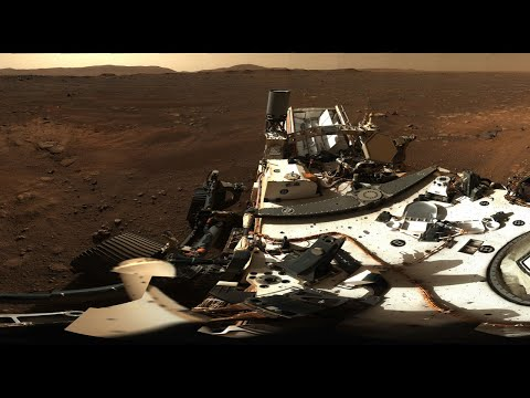 Tour the Perseverance Mars Rover's New Home with Mission Experts - NASA