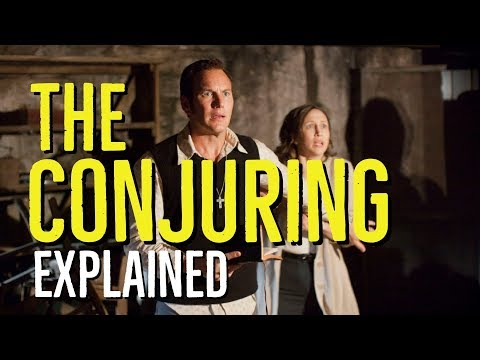the-conjuring-(2013)-explained