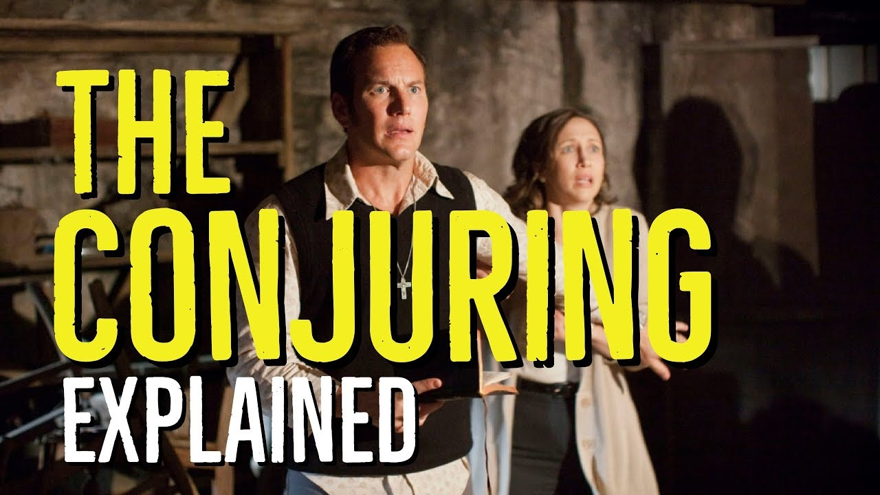 Download THE CONJURING (2013) Explained