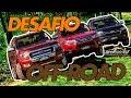 CHEVROLET S10 X FORD RANGER X TOYOTA HILUX - DESAFIO OFF-ROAD PT 1 -  ESPECIAL #75 | ACELERADOS
