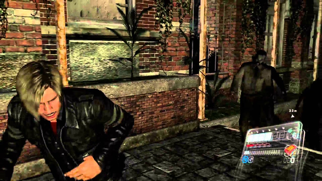 Let S Play Resident Evil 6 Part 1 Youtube