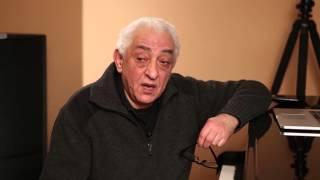 Музыка к спектаклю, видеоурок №3. Александр Бакши