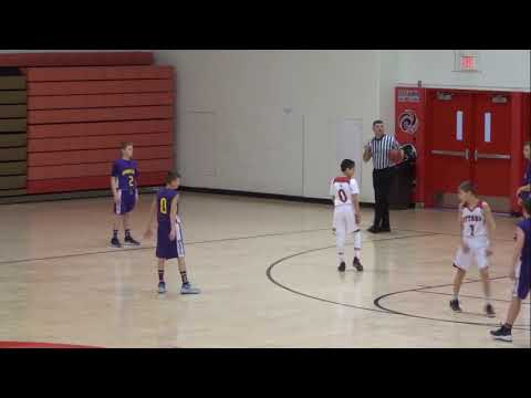 Spring Hill vs. Ottawa Middle School - 2/23/19