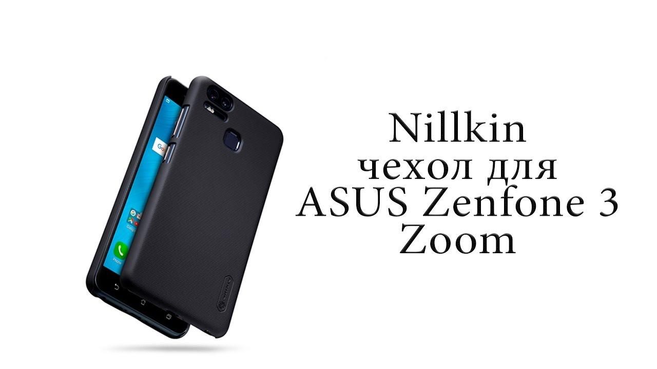 Чехол Asus Zenfone 5 Flip Cover - Обзор, Распаковка - YouTube