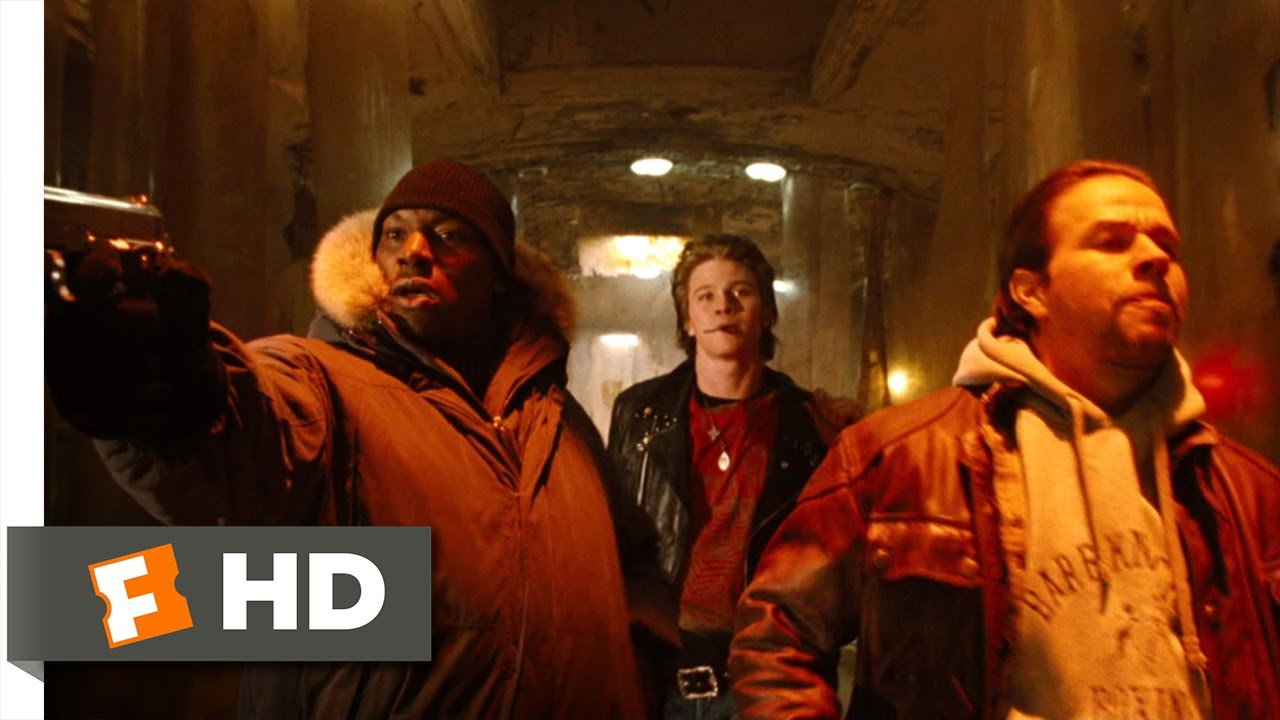 four brothers full movie cast