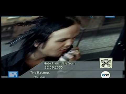 Клип Rasmus - Not Like The Other Girls