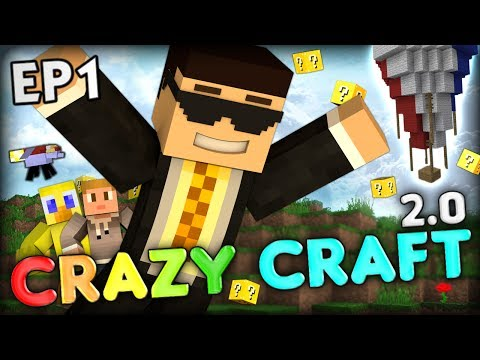Full download minecraft crazy craft 2 0 4 airplane lucky for Crazy craft free download