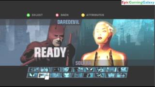 Marvel Nemesis: Rise Of The Imperfects Gameplay