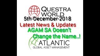 Questra World🔥AGAM🔥Latest News & Updates || Technical Mohsin