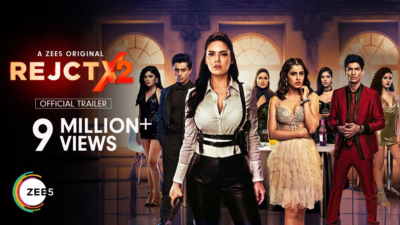 Download REJCTX 2 | Official Trailer | A ZEE5 Original | Streaming Now on ZEE5