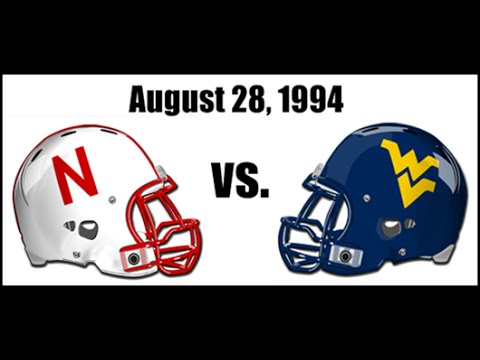 1994 #4 Nebraska vs. #24 West Virginia