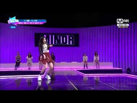 jyp-[sixteen]-chaeryeong-dance-cut-on-ep.-3