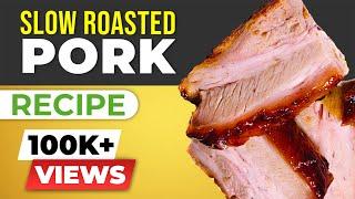 Slow roasted pork shoulder - Recipe (India Specific)
