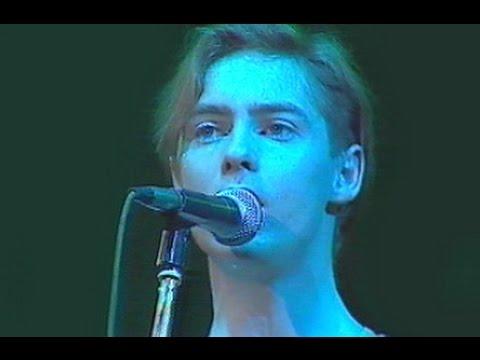 AZTEC CAMERA - Live La Edad de Oro 1984