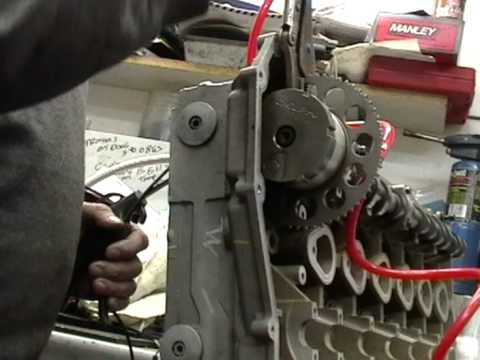 Gm Atlas Engine Family Vvt Actuator Youtube