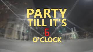 Zaza - Party Till 6 (Official Lyric Video) ft. Rezi & Pash Lyfe