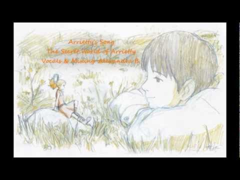 (Cover) The Song of Arrietty [English]