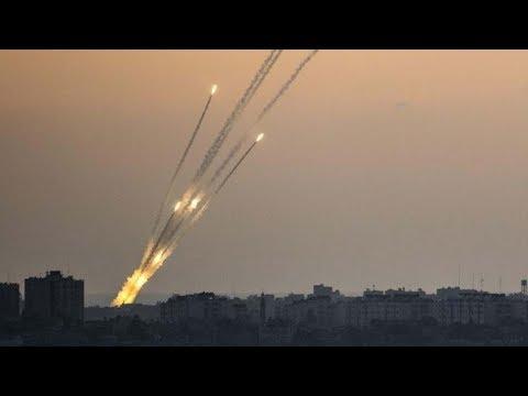 Hamas Está Atacando Israel E As Forças De Defesa De Israel Se Preparam Para O Contra-ataque