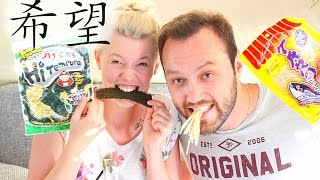 XXL ASIA FOOD CHALLENGE | Isabeau