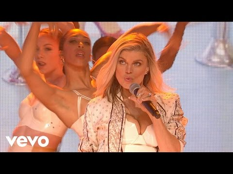 Fergie - M.I.L.F. $ (Live From Dick Clark's New Year's Rockin' Eve)