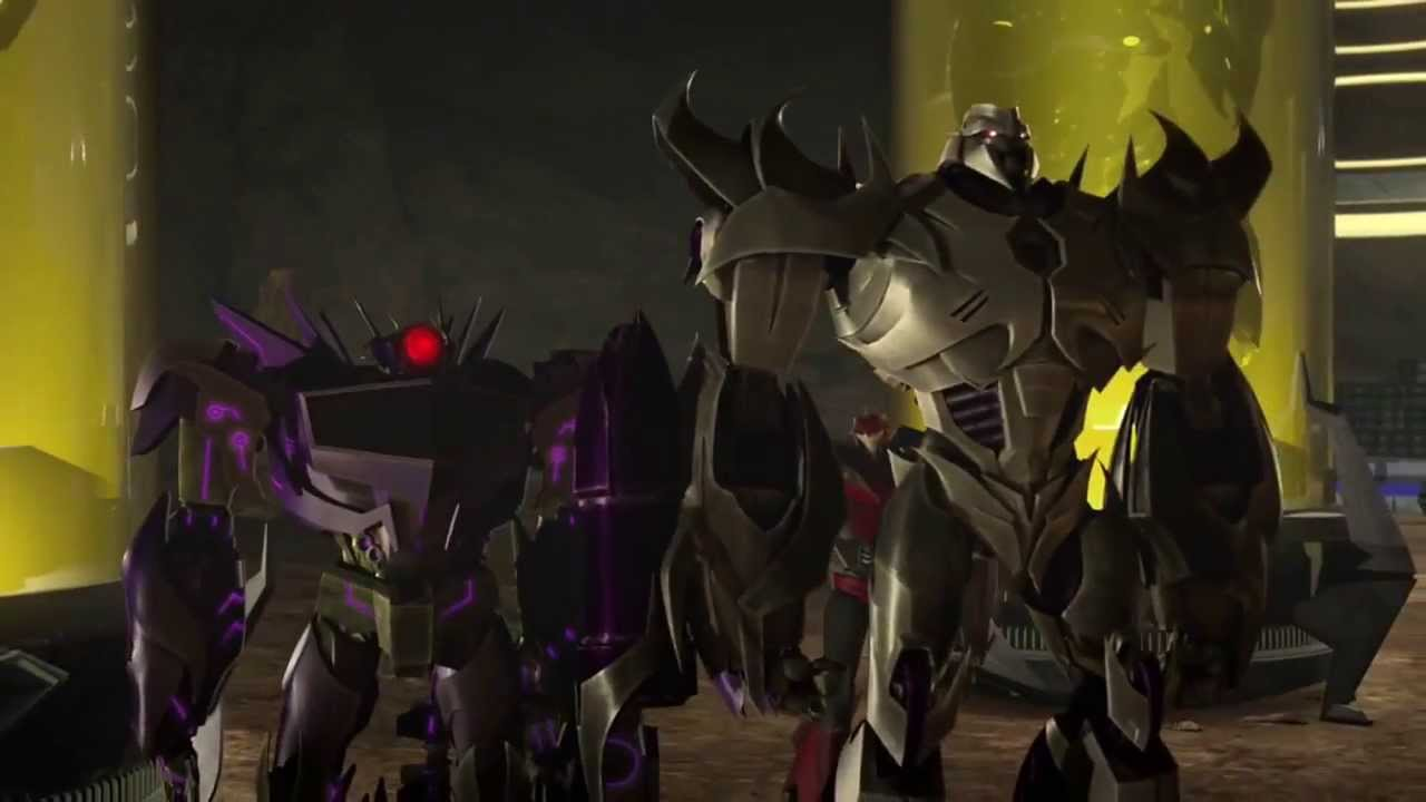 Tfp Predaking I Am No Beast Youtube