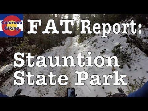 Fat Report: Staunton State Park - Dec 16, 2017