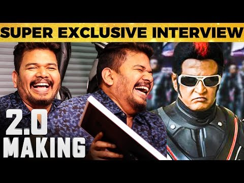 Big BREAKING: 15 Scenes in 2.0 CLIMAX - Shankar Reveals FIRST TIME | Rajinikanth | MY 390
