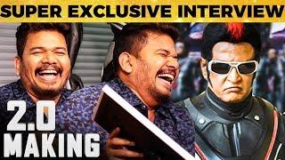 2.0 CLIMAX: 15 Mersal Scenes - Shankar Reveals FIRST TIME   Rajinikanth   MY 390