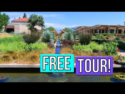 HOW TO GET FREE ADMISSION TO THE HUNTINGTON LIBRARY! HUNTINGTON LIBRARY TOUR 2018! | Lexy Rose Vlogs