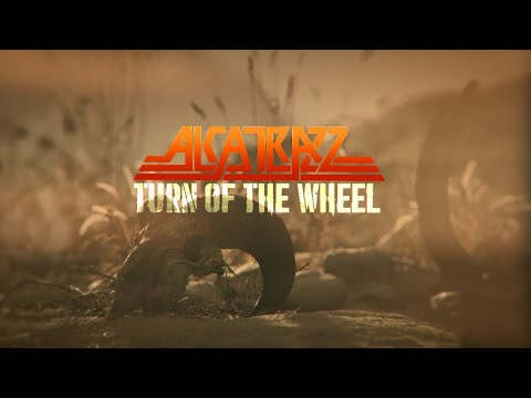 Alcatrazz - Turn of the Wheel (Official Video)