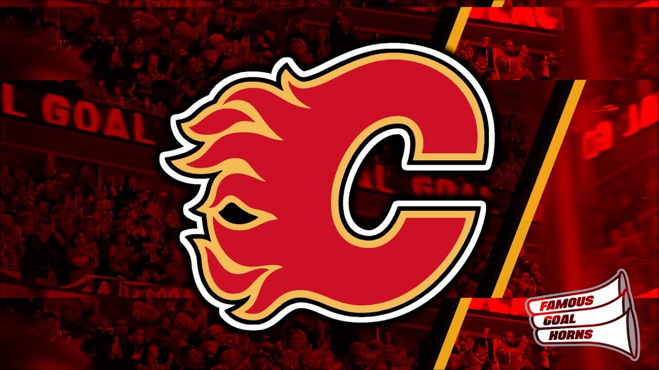 Calgary Flames 2018 Goal Horn Youtube