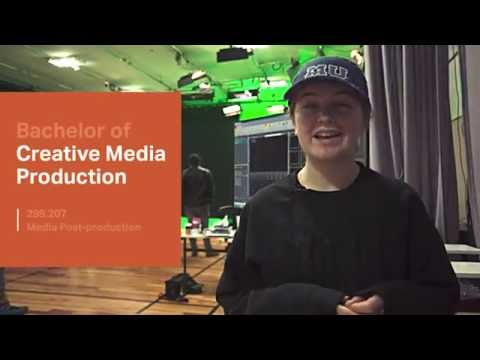 Motion Capture with Creative Media Production at CoCA Massey