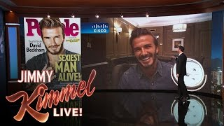Jimmy Kimmel Reveals People Magazine