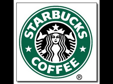 How To Make STARBUCKS Logo With Adobe Illustrator Part 2, Tutorial Logo Design