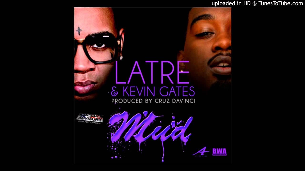 LaTre Feat  Kevin Gates - Mud (Acapella Dirty) | 116 BPM