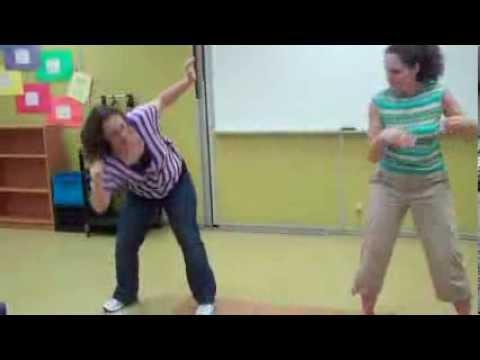 Dance/Earth Science Grade 4 Lesson 3 (Deposit Chant) [4DES3]