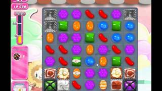 Candy Crush Saga - level 1057 (3 star, No boosters)