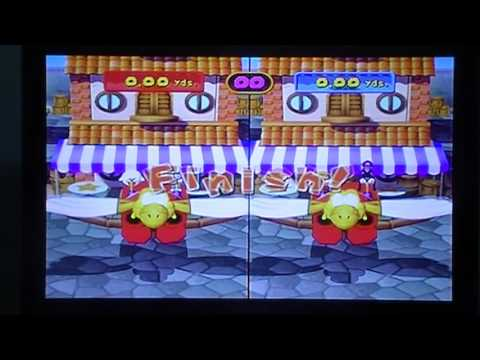 Mario Party 7 Tie Mini Games