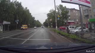 Авария на Гагарина 9 Лин 13.08.2019