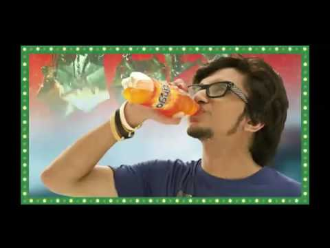 Tango Orange Drink - TVC