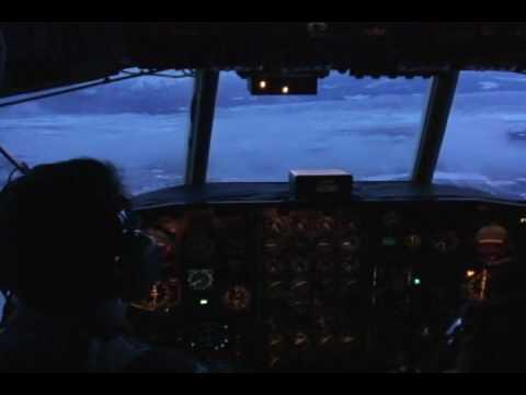 Coast Guard Arctic Domain Awareness Flight